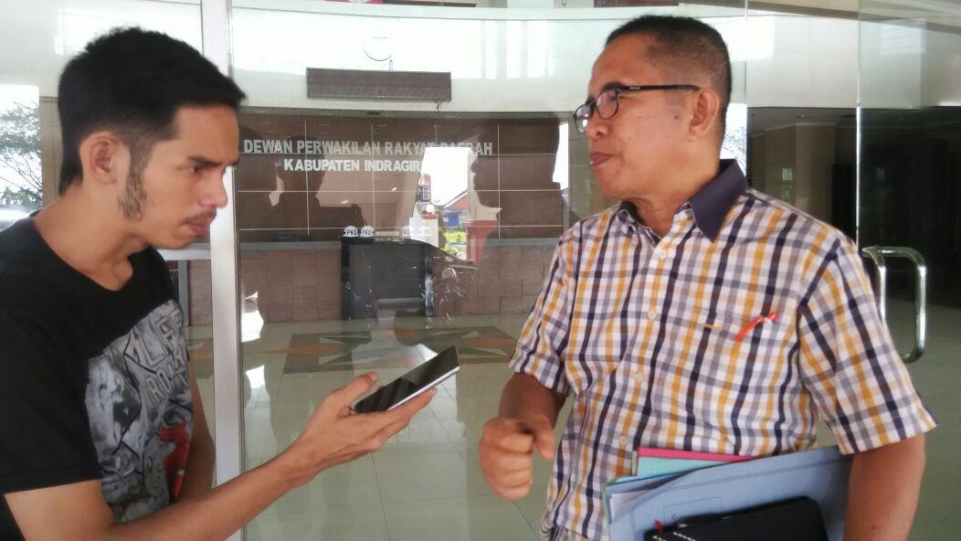 Komisi I DPRD Inhil Sarankan GGTV Bergabung dengan TV Kabel