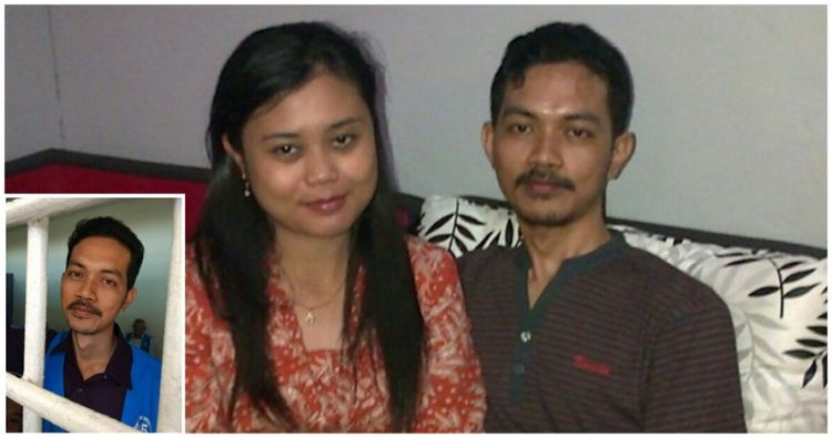 Nota Pembelaan Fidelis di Sidang 'Ganja Untuk Obat Istri' Bikin Nangis