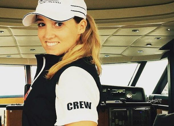 Kapten Asyik Bercinta dengan Wanita Cantik, Kapal Pesiar Mewah Tabrakan