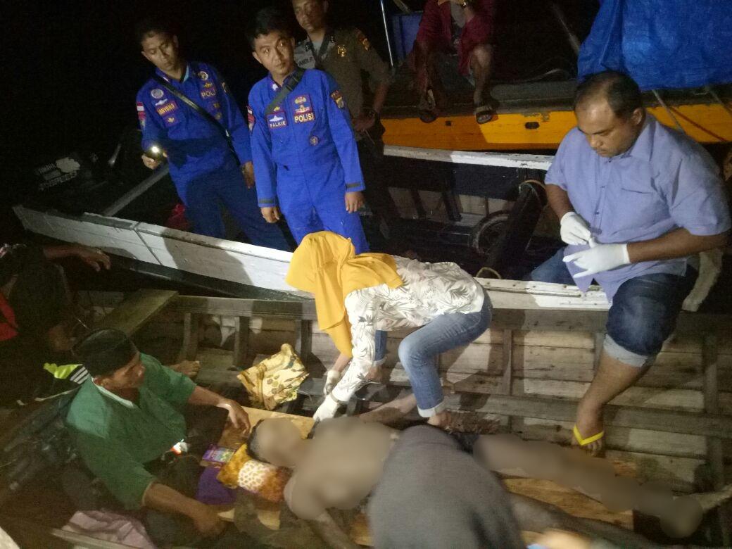 Pria yang Jatuh Dari Pompong Akhirnya Ditemukan