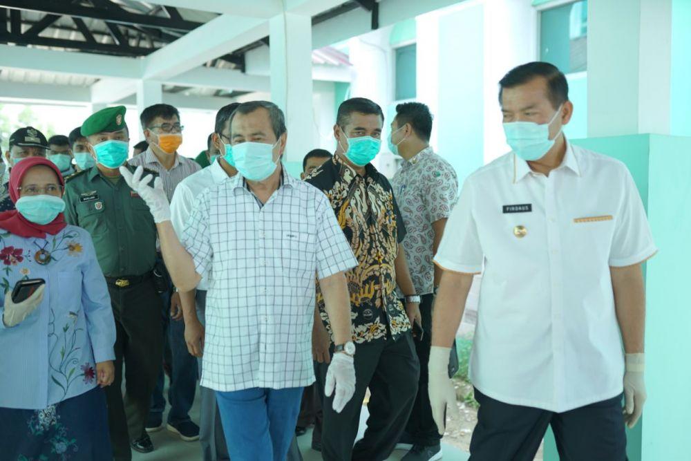 Gubri Optimis Pandemi Virus Corona akan Berakhir