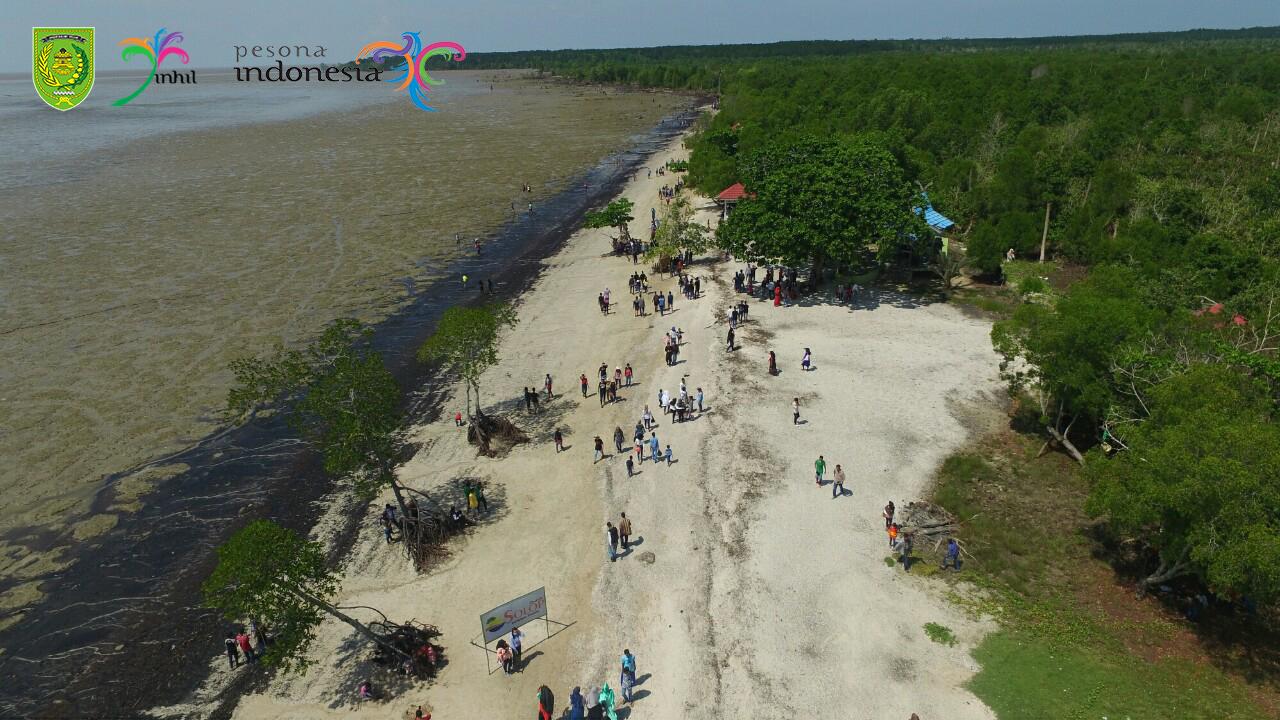 Keindahan Pantai Serasah Yang Mempesona di Pantai Solop