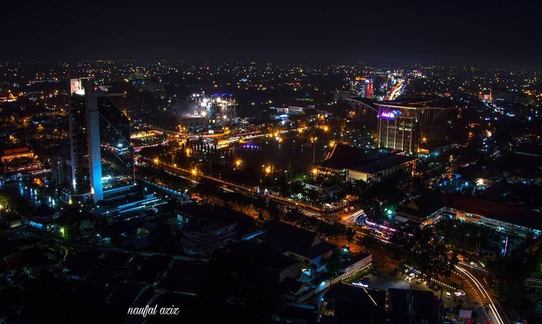 Pekanbaru Tak Masuk Dalam Daftar 10 Pembangunan Kota Metropolitan yang Dicanangkan Pemerintah