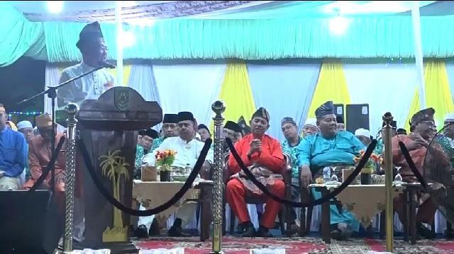 MTQ Inhil Ke - 47 Resmi Ditutup Oleh Gubernur Riau
