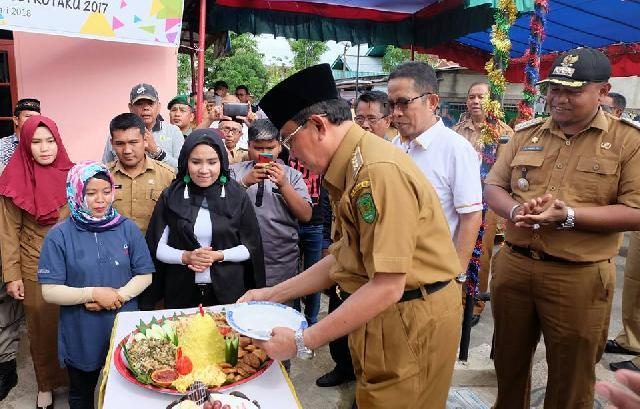 Sukseskan SP 2020 Online, BPS Kabupaten Bengkalis Lakukan Pendampingan di Diskominfotik