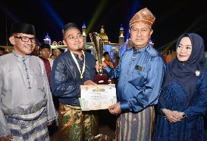 Wabup Tutup MTQ ke- 49 Kabupaten Inhil