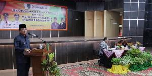 Bupati Inhil Serahkan SK CPNS Kepada 329 CPNS Formasi Umum 2018