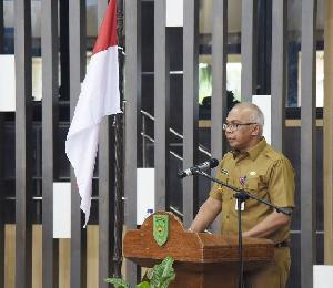 Pj Bupati Inhil Rudyanto Buka Musrenbang RKPD 2019