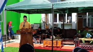 Dinkes Inhil Terima Satu Unit Ambulance CSR PT Agung Automall
