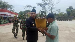 Pj Bupati Rudyanto Ajak Masyarakat Inhil Sukseskan Program TMMD ke 101