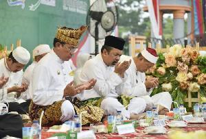 Gema Muharam di Inhil, Pelopor Iven Wisata Halal di Indonesia