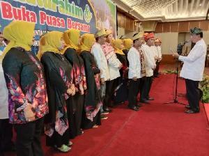 Pemda Inhil Buka Puasa Bersama dengan KKIH Jakarta