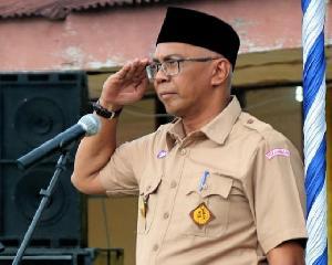 Pj Bupati Inhil Rudyanto Buka Perjusami di Kecamatan Kemuning