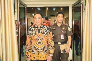 Bupati Inhil Hadiri Pembukaan Orientasi Anggota DPRD se-Provinsi Riau