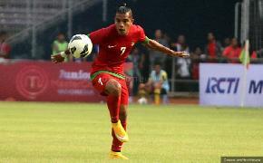 Indonesia Pesta Gol ke Gawang Timor Leste>