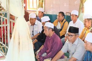 Wabup Inhil Sambut Kunjungan Gubernur Kalsel