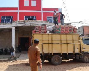 Wakil Bupati Inhil Tinjau Pembangunan Ruas Jalan di Tembilahan